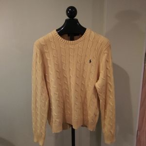 Polo Ralph Lauren Mens Casual Sweater